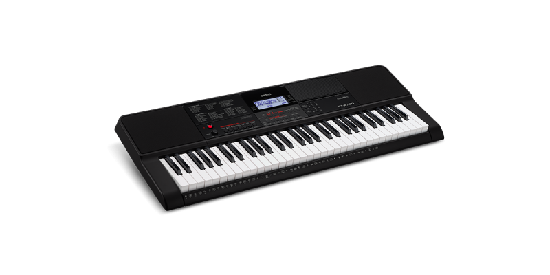 Синтезатор Casio CT-X700: фото