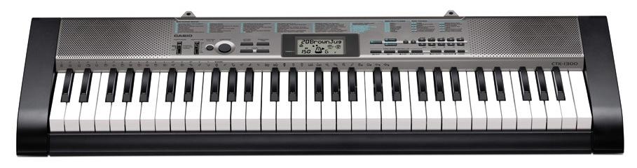 Синтезатор Casio CTK-1300
