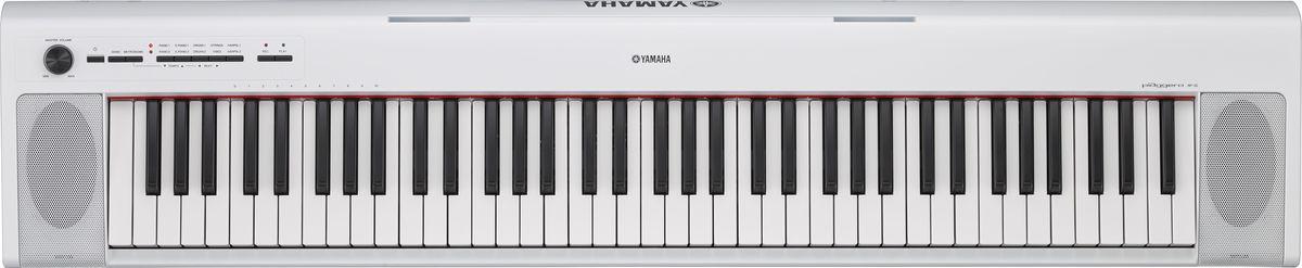 Цифровое пианино Yamaha NP-32WH Piaggero: фото