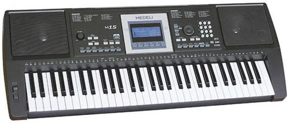 Синтезатор Medeli M15