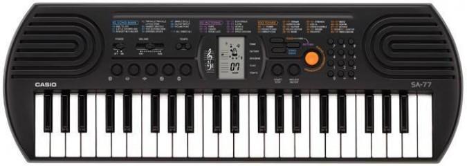 Синтезатор Casio SA 77