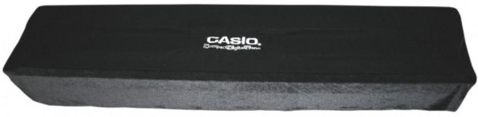 Накидка Casio CDP бархатная / серебро